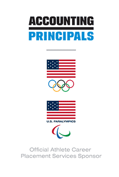 Accounting Principals is a proud sponsor of the U.S. Olympic and Paralympic teams.