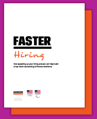 Cover of Hire Faster whitepaper