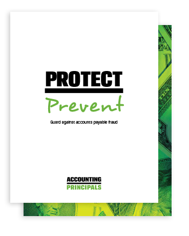 Cover of fraud prevention whitepaper with the title Protect Prevent